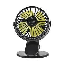 Mini ventilador de escritorio USB portátil para oficina en casa, ventilador eléctrico ABS, ordenador de escritorio, escritorio, oficina, ventilador eléctrico