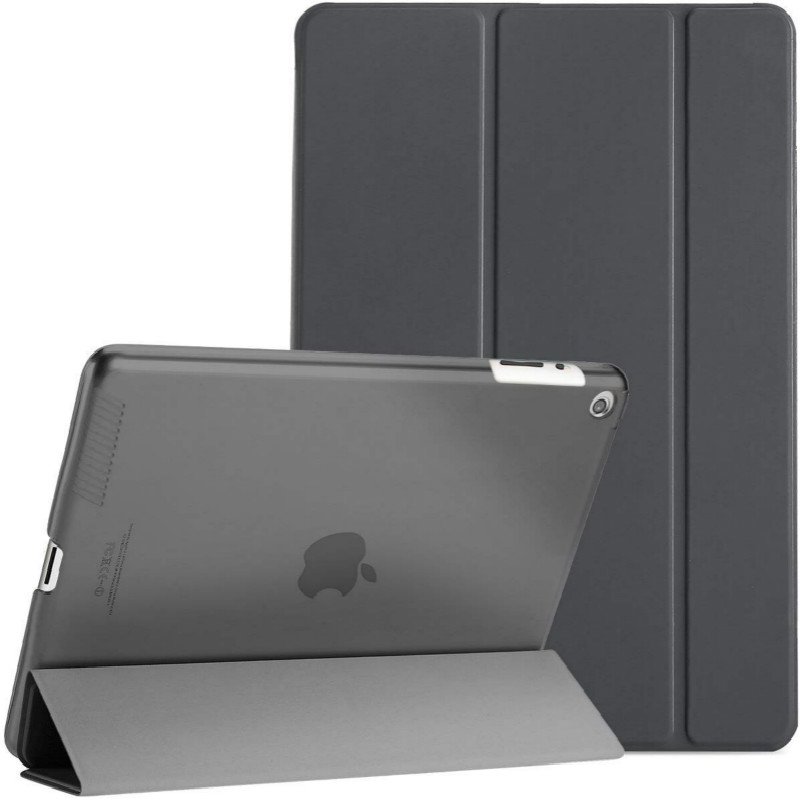 For IPad 2/3/4 Case Lightweight Smart Slim Shell Translucent Frosted Back Cover For IPad 4th Generation With Retina Display Case