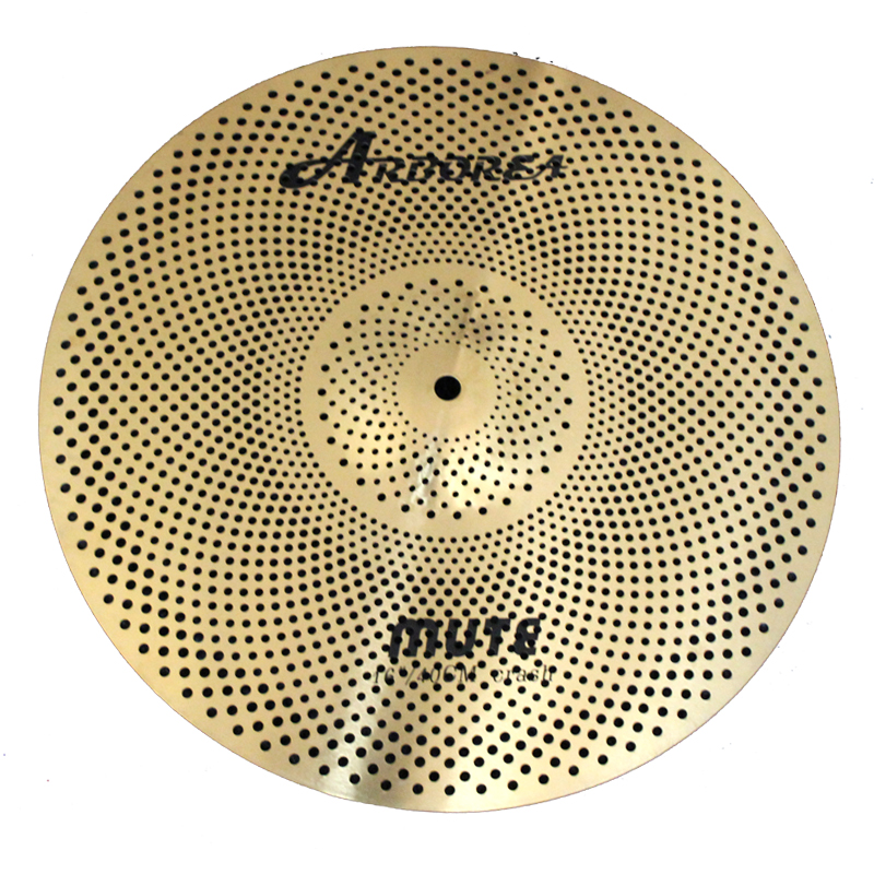 Arborea Mute Cymbals 16'' Crash For Sale