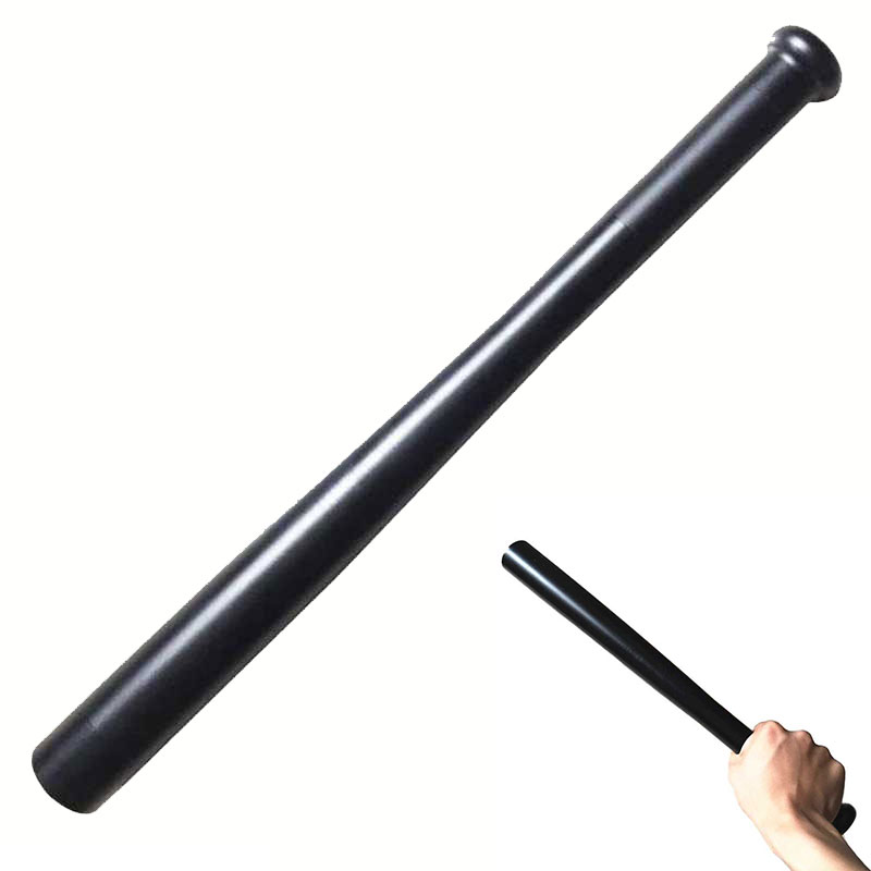 High Quality Self Defense Stick LED Flashlight Best Tactical Torch Patrol Lanterna Tatica Flashlights 18650 Security Baton Light