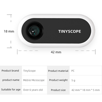 Microscope Monocular for Mobile Phone 5