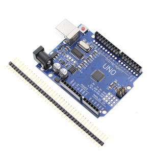 Image 4 - Arduino uno r3 ch340g mega328p 칩 16 mhz ATMEGA328P AU 개발 보드 집적 회로 키트 기존 케이스 + usb 케이블