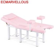 Lipat Pedicure Letto Pieghevole Dental De Silla Masajeadora Mueble Table Folding Salon Chair Camilla Masaje Plegable Massage Bed
