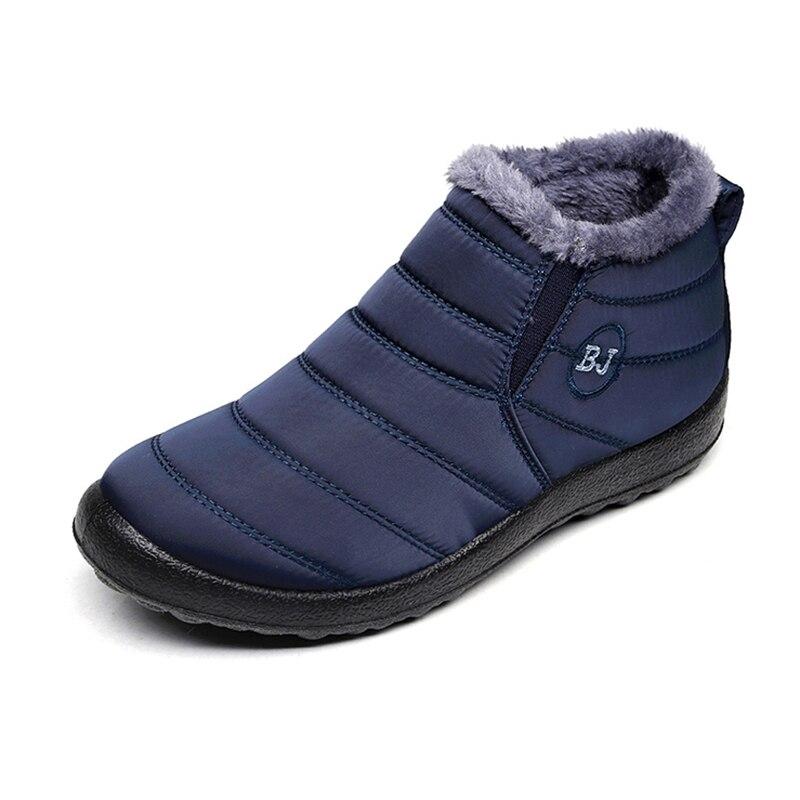 Women Boots 2019 Winter Shoes Women Snow Boots Keep Warm Waterproof Ankle Boots For Women Footwear Chaussures Femme