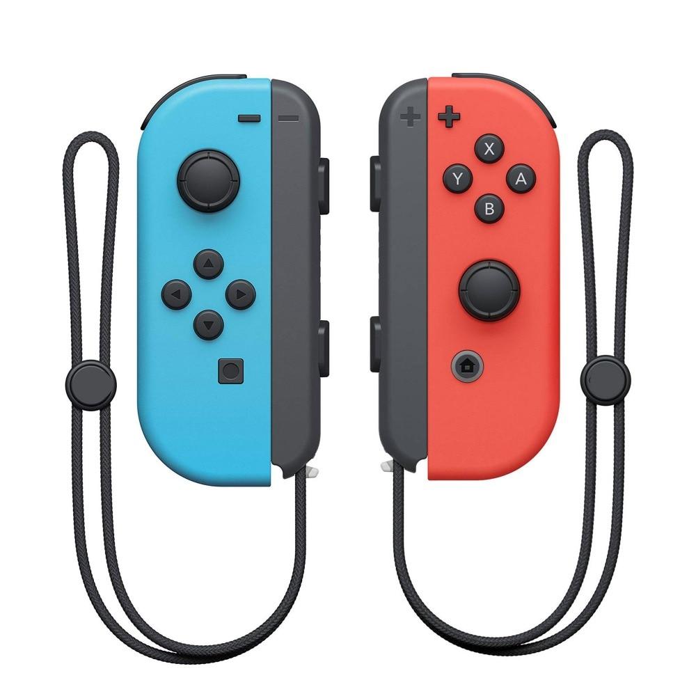 Sem fio joy-con controlador interruptor gamepad esquerda e direita para nintend switch (l + r) jogo joystick dropshipping