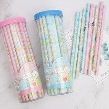 Pencil School Demon Slayer Sumikkogurashi Office Anime Wood Writing Children's Set Gift
