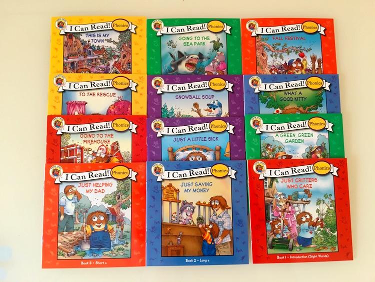 de idioma crianças livros de história de bolso aprendizagem brinquedos