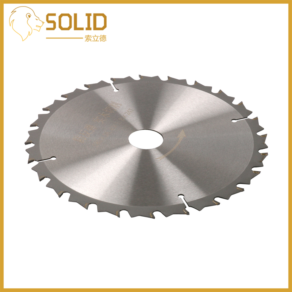 Cutting Saw Blade 180mm Round Wheel Discs Circular Saw Blade For Woodworking Cutting Bore 25.4mm