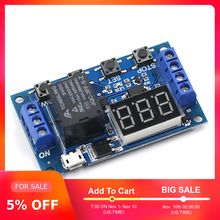 1 Channel 5V Relay Module Time Delay Relay