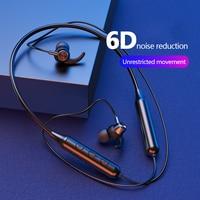 Auriculares TWS DD9 para correr, inalámbricos por Bluetooth, magnéticos, IPX5, para Iphone, Xiaomi, Samsung, Android