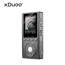 XDUOO X10 HIFI Hi Res Lossless DSD מוסיקה נגן AMP תמיכה אופטי פלט 24Bit/192Khz OPA1612 pk X3