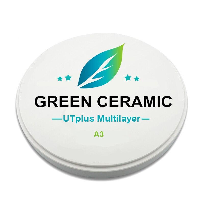 98*20mm A1-C3 Test Price UT Plus Multilayer Zirconia Discs