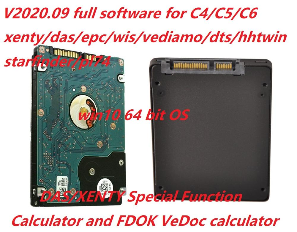 V2021.03 mb estrela c4 c5 6 vci software completo xenry/scn/das/epc cartão de dados/hhtwin/wis//ewa/starfinder/vediamo/dts-monaco/fdok/vedoc