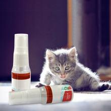 Новый 100% безопасный натуральная кошачья мята жидкий спрей