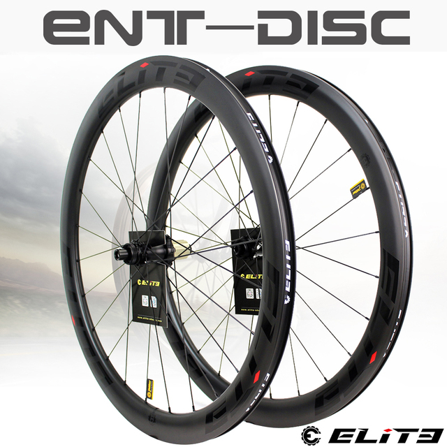 Elite ent disco freio de carbono rodas 700c uci qualidade bicicleta de estrada rodado de carbono com bloqueio central ou 6 blot bock estrada ciclismo