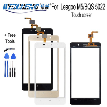 5.0'' Touch Panel For Leagoo M5 Touch Screen Digitizer Panel Repair Parts Touchscreen Front Glass Lens Sensor image