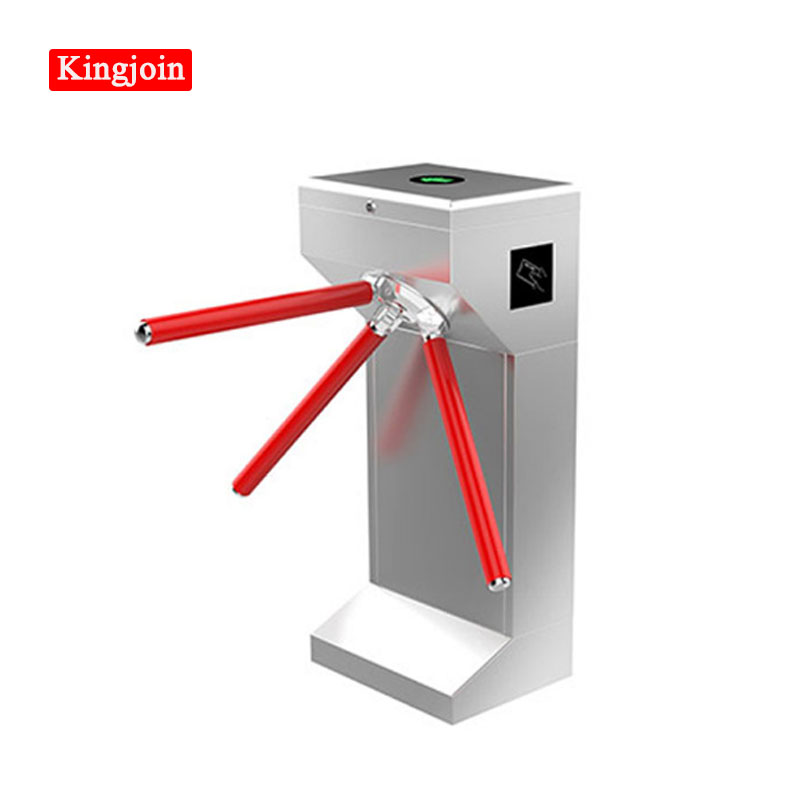 Fully Automatic Tripod Turnstile For Access Control, High Quality Arm Turnstile
