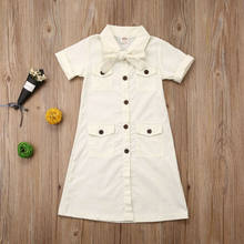 Makkrom Toddler Baby Boys Girls Classic Trench Coat Jacket Double Breasted Belted Pea Coat