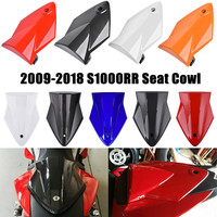 Moto Seat Cowl ABS Rear Motorcycle Seat Cover Tail Fairing Fits for BMW S1000RR S1000R S 1000 RR R 2009 2014 2015 2016 2017 2018