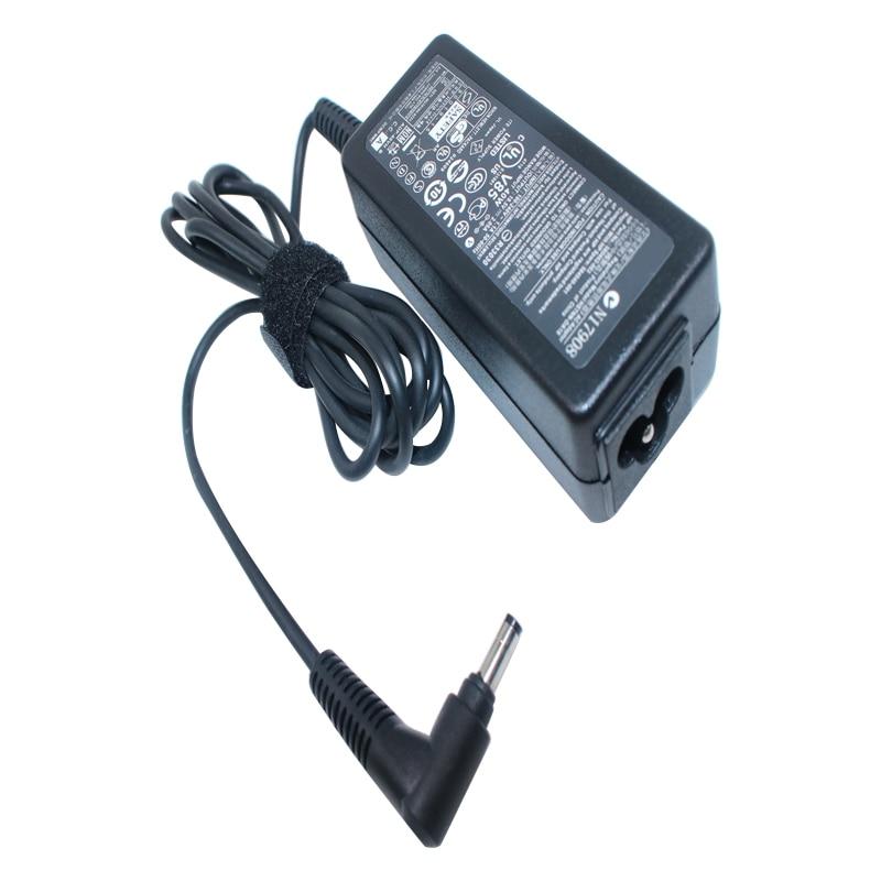 19.5V 2.05A 40W 4.0*1.7mm AC Adapter For HP Mini 210 210 110 1000 1101 2102 HSTNN-DA18 624502-001 Laptop Power Supply