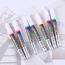 fluorescent acrylic marker pen bright graffiti color painting & calligraphy waterproof papeleria stationery drawing colores