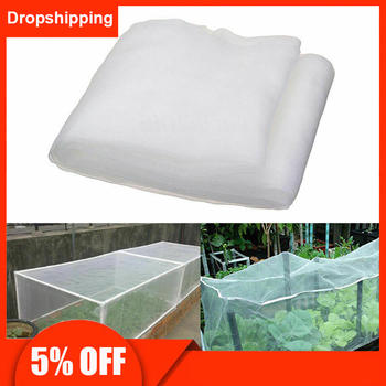 large garden crop plant protection net netting bird net pest insect animal vegetable care big mesh nets NEW Plants Care Cover Net Insect Bird Pest Control Vegetable Fruit Flowers Protection Garden Anti-bird Mesh Netting Greenhouse