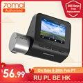 70mai Pro Plus A500 1944P Видеорегистраторы для автомобилей 70mai Dash Cam Pro скорости и GPS координаты 70mai Cam A500S режим парковки Ночное видение Wi-Fi