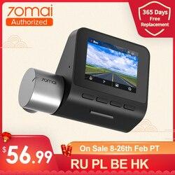 70mai Pro Plus A500 1944P Car DVR 70mai Dash Cam Pro speed and GPS coordinates 70mai Cam A500S Parking Mode Night Vision Wifi
