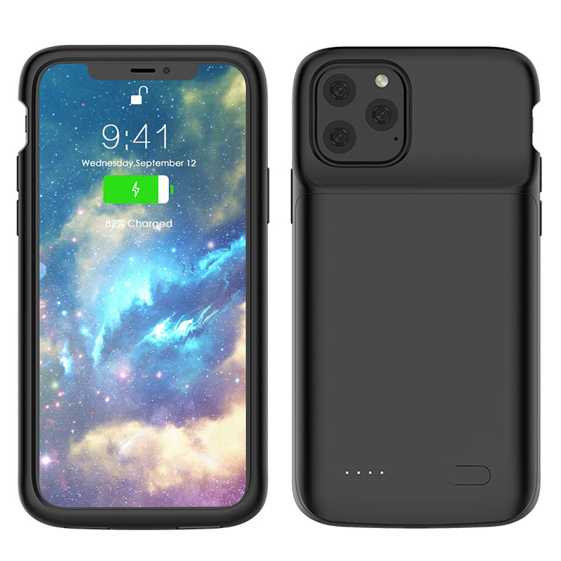 Juice Pack 5000Mah Battery Charging Case For Iphone11 Power Bank Charging Ultra External Back Battery Pack For Iphone11pro 11Promax