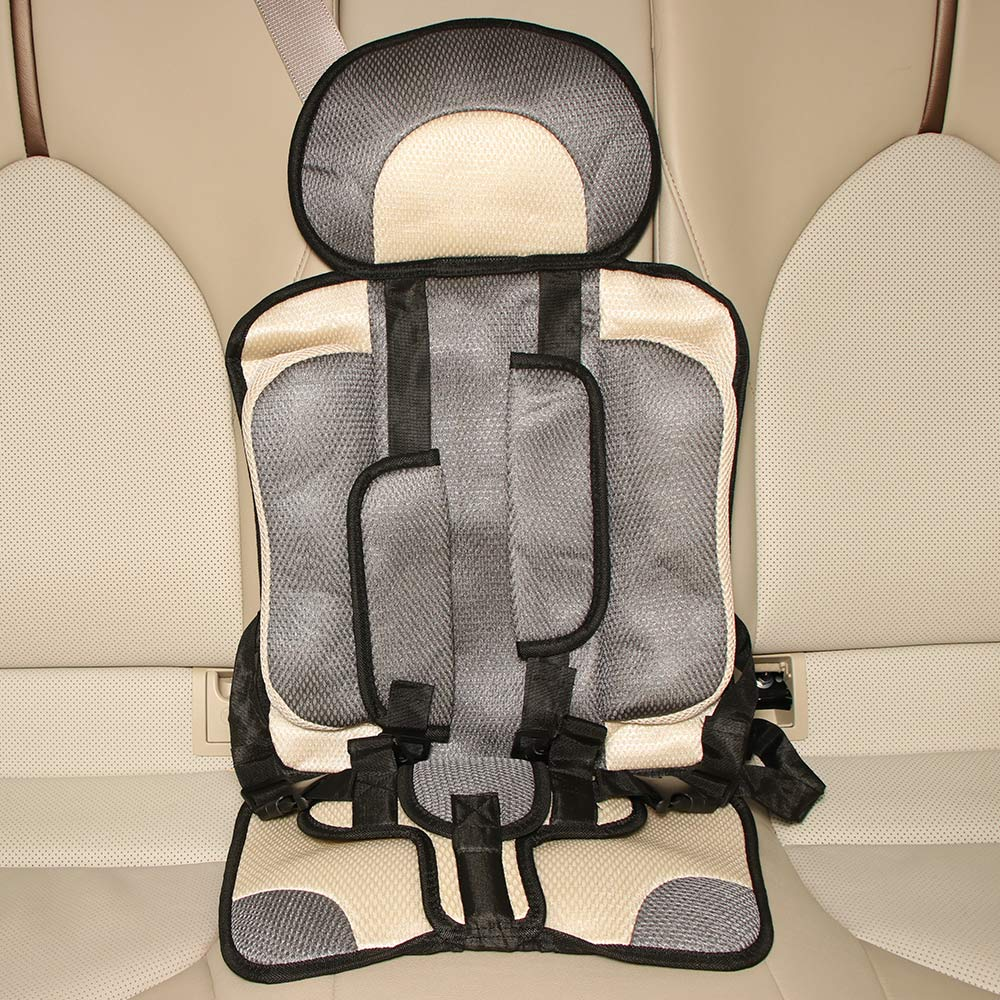 Baby Chair Portable Infant Seat Safety Comfortable Armchair Travel Folding Chair For Babies Anti-Slip Soft Adjustable Buckle
