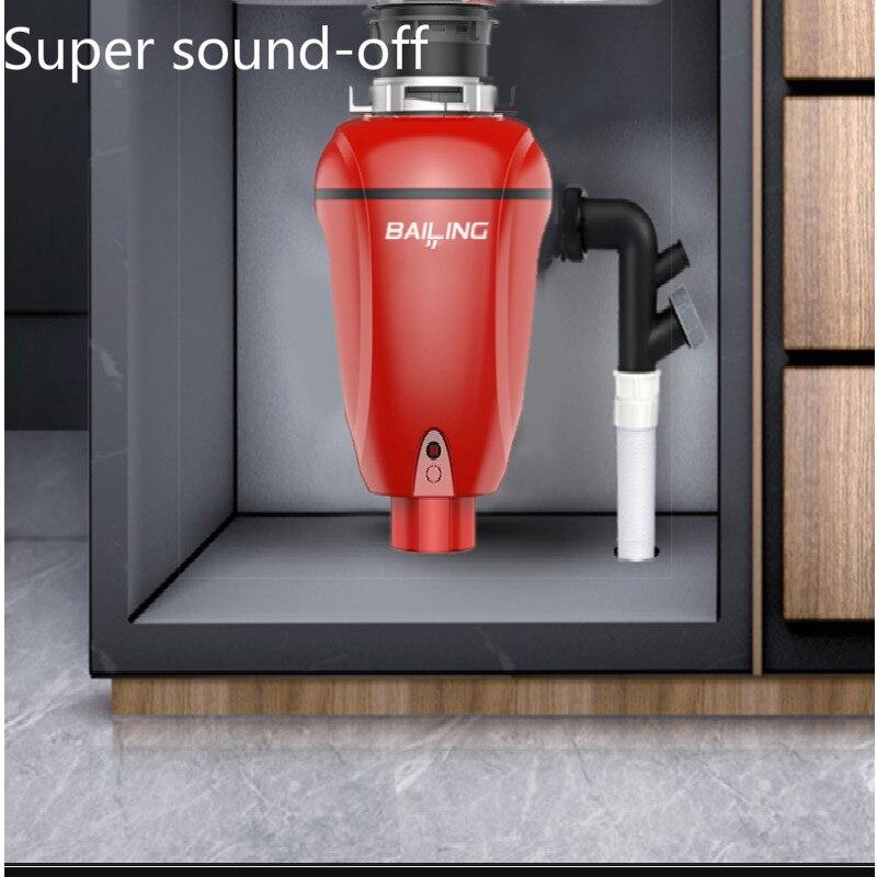 Lebensmittel abfall mixer Küche abfall schredder Trituradora trituradora de residuos de alimentos dispositivo para fregadero de cocina