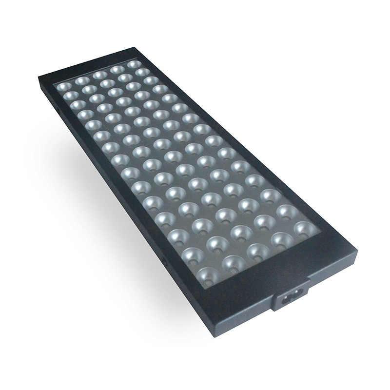 40W Ultra-sottile LED Coltiva La Luce Rosso Blu IR UV 75PCS Perline Lampada AC85-265V Impianto Luce Per piante Fiori Piantina Coltivazione