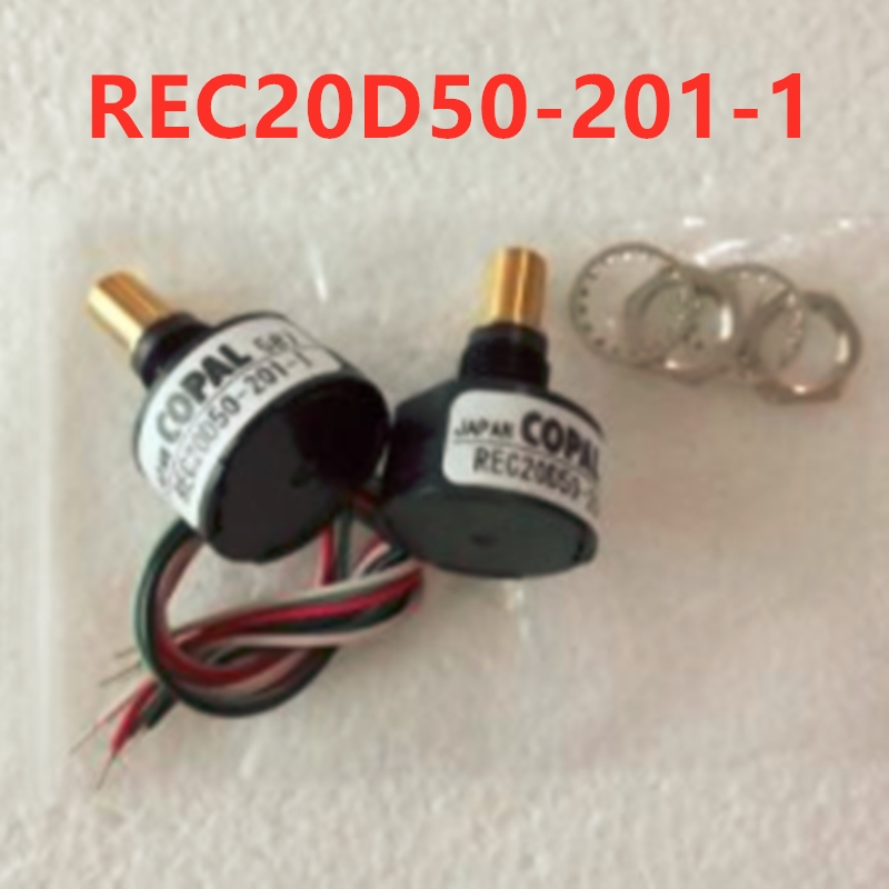 1pc  NEW  Used Japan  encoder photoelectric REC20D50-201-1 genuine switch