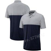 2020 New Men Seattle Sideline Early Season Performance America FootballPolo Gray Blue Rugby Shirt NZ Jersey недорого