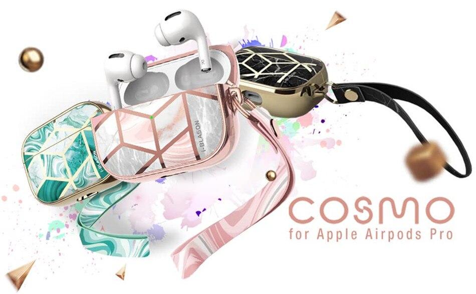 I Blason Cosmo Case Designed For Airpods Pro 360 Degree Protective