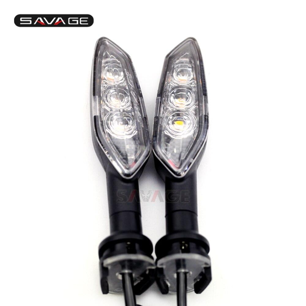 LED Turn Signal Light For YAMAHA FZ 250 Fazer FZS 150 FZ150i FZ 16 Motorcycle Accessories Indicator Lamp Front/Rear FZ16 FZ250