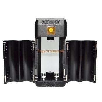 Mod 510 pour cigarettes électroniques, nouveau marteau de Vape électronique, boîte V4 Mod mécanique adapté à 4 batteries 21700, énorme puissance pour Mech RDA RTA RDTA