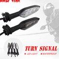 Светодиодный индикатор сигнала поворота для YAMAHA FZ16 V-MAX 1700 XT1200Z XTZ1200 WR250X WR250R мотоцикл вспышка Передняя или задняя