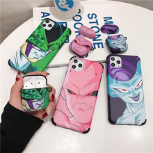 Dragon Ball Super Frieza Case for Iphone Airpods 11 Pro