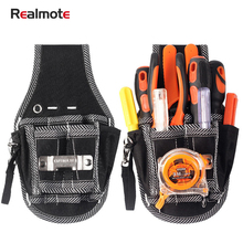 Storage-Pouch Waist-Belt-Tool-Bag Toolkit Hardware Electrician-Instrument Multifunction