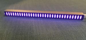 Image 3 - GHXAMP Car Level indicator Multicolor LED Music Spectrum 32 Bit Sound Control Home Level Light Bar Display Vehicle 5 12V