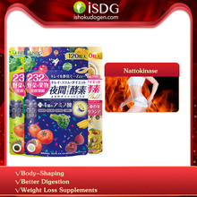 ISDG Night + Gold +Diet Enzyme Weight Loss Slimming Products Fat Burning Supplement.3 packs