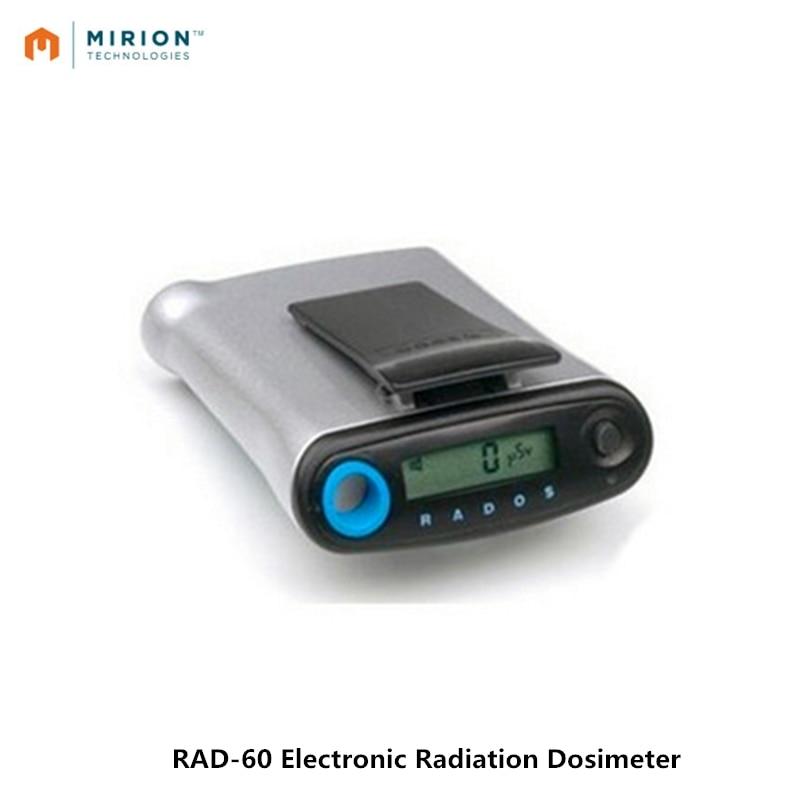 Genuine Finland RAD-60 high precision nuclear radiation dosimeter personal electronic