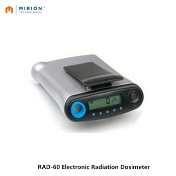 Genuine Finland RAD-60 High Precision Nuclear Radiation Dosimeter Personal Electronic Gamma And X-ray Detector