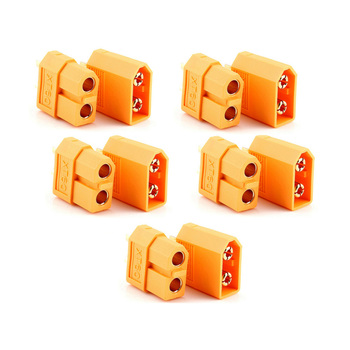 upgraded 7 4v 2300mah 2s 35c li po rechargeable battery with xt30 plug spare parts for mjx bugs 3 6 b3 b6 rc drone quadcopter 10/20pcs  XT60 XT30 T Plug Male Female Bullet Connectors Plug (5/10 pair) For RC Quadcopter FPV Racing Drone Lipo Battery