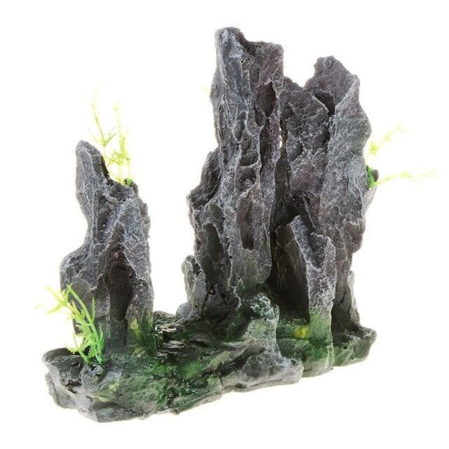 Rock Aquarium Cave Stone Landscaping  5
