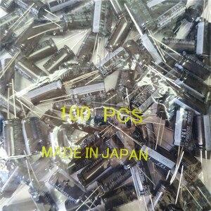 Image 2 - 20PCS RUBYCON YXJ 25V220 0UF 12,5 X25MM aluminium elektrolytkondensator yxj serie 2200uf 25v heißer verkauf 2200 uF/25 V 25YXJ2200M