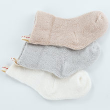 Newborn Loose Mouth Towel Socks Autumn And Winter Baby Socks Cotton Thick Warm Terry Socks Baby Socks(China)
