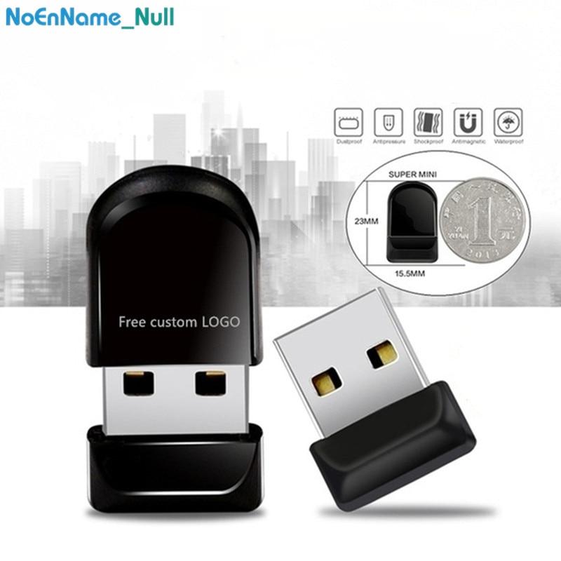 New Super Fashion Metal Memory Stick Usb Flash Drive 16GB 32GB Usb 3.0 High Speed P 8GB 4GB USB Stick Plastic Pendrive Free LOGO