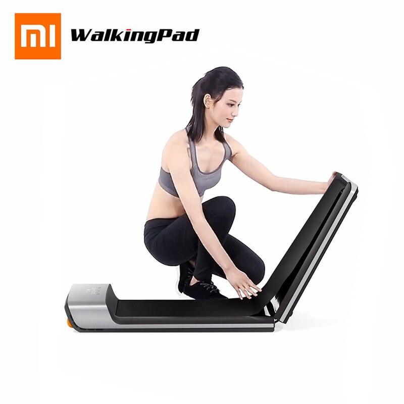 Xiaomi Mijia Walkingpad Foldable Walk Exercise Machine Office Home Non-flat Treadmill Smart Control Of Speed Connect Mijia App